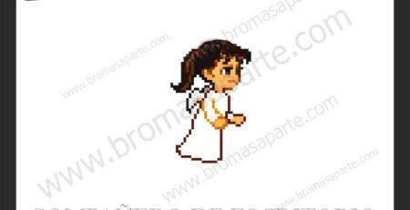 BromasAparte.com - Mascota Angel