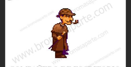 BromasAparte.com - Mascota hombrecillo