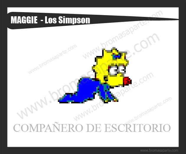BromasAparte.com - Mascota Maggie