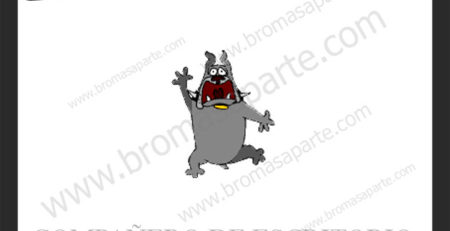 BromasAparte.com - Mascota Perro justiciero