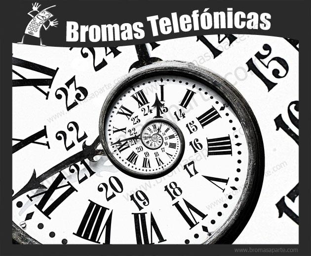 BromasAparte.com - Broma Telefónica El despertar de mi hija