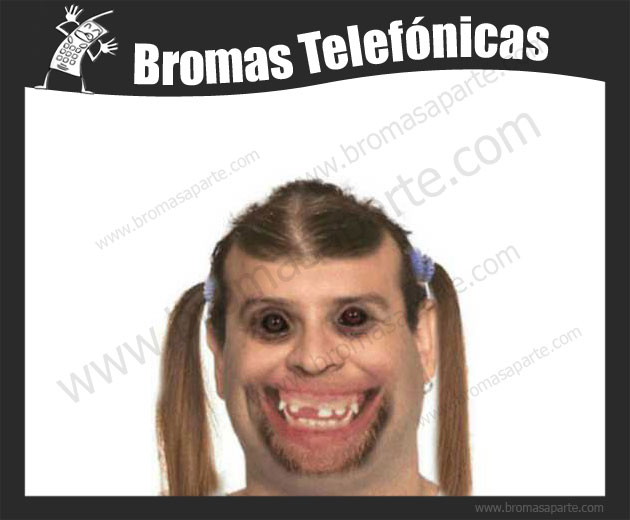 BromasAparte.com - Broma Telefónica Belleza Griega