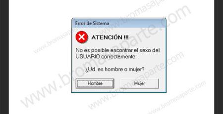 BromasAparte.com - Broma corrector