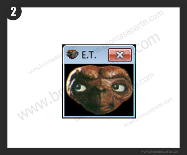 BromasAparte.com - Et el Extraterrestre