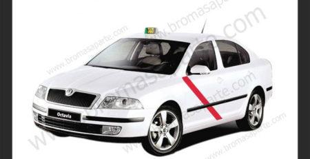 BromasAparte.com - Broma Telefónica Película X en Taxi