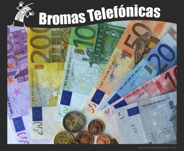 BromasAparte.com - Broma Telefónica Premio millon y medio