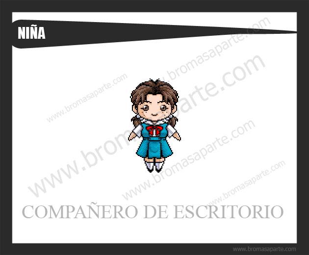 BromasAparte.com - Mascota nina
