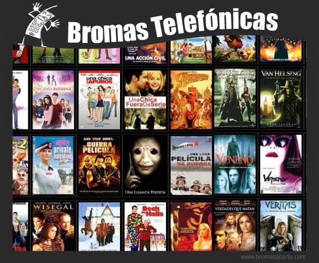 BromasAparte.com - Broma Telefónica Títulos de peliculas X
