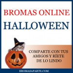Bromas Online para Halloween