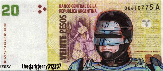 Billetes Argentinos Dibujados [Megapost]