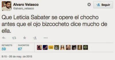 Leticia Sabater meme himen 4