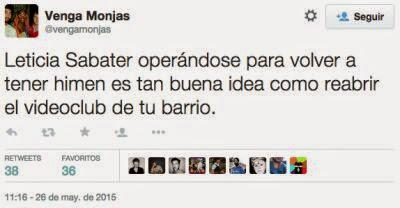 Leticia Sabater meme himen 10