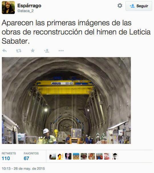 Leticia Sabater meme himen 11