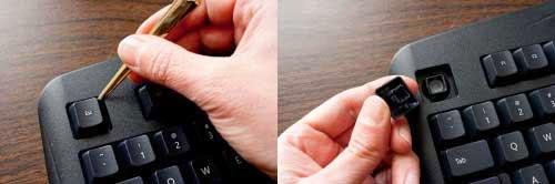 como-quitar-tecla-del-teclado-de-ordenador