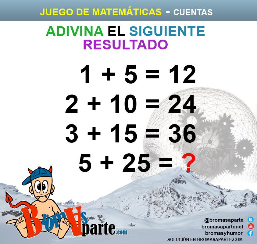 juegos-de-matemáticas-cuentas