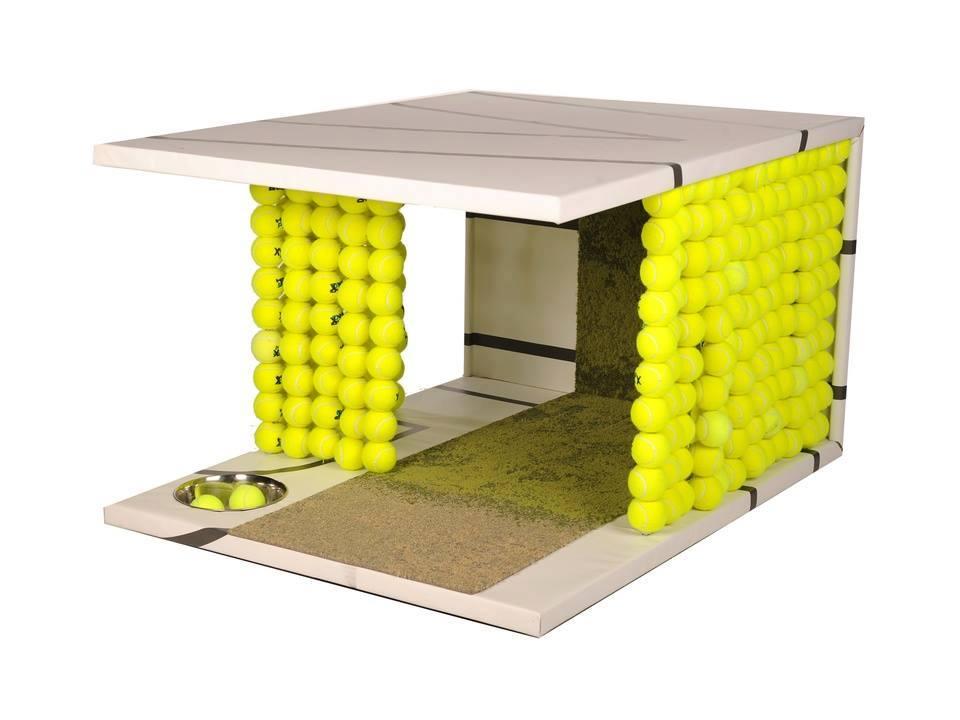 Casetas para perros y mascotas espectaculares for Casetas de almacenaje para jardin