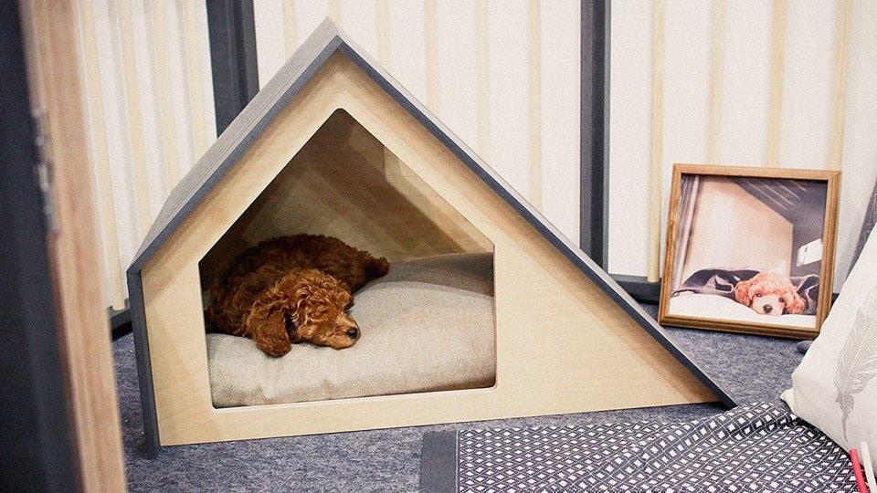 Casetas para perros y mascotas espectaculares for Cosas para casa originales