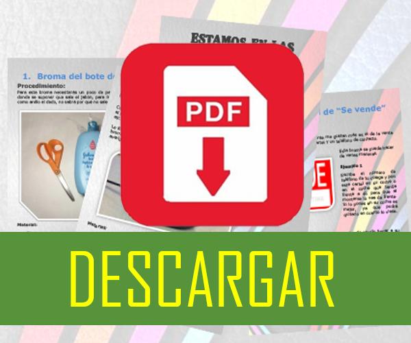 descargar PDF bromas Santos Inocentes