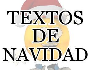 Textos de Navidad